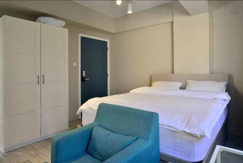 affordable service apartments HK bed
